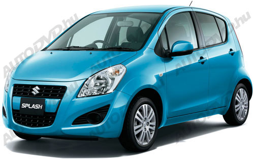 Suzuki Splash (2008-2014)