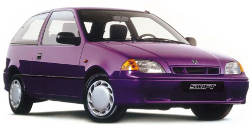 Suzuki Swift I (1992-2003)
