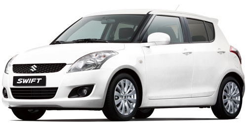 Suzuki Swift III (2010-)