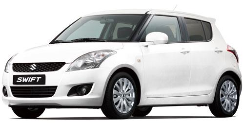 Suzuki Swift III (2010-2017)