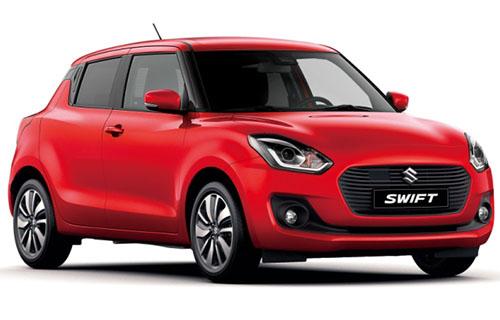 Suzuki Swift IV (2017-)