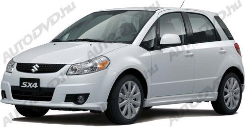 Suzuki SX4 (2006-)