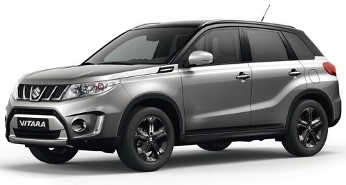 Suzuki Vitara (2015-)