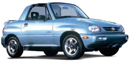 Suzuki Vitara X90 (1995-1997)