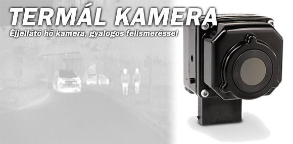 Termál kamera