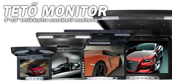 Tető Monitor