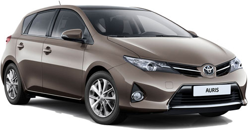 Toyota Auris (2012-2018)