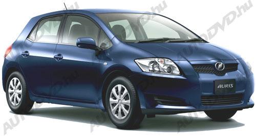 Toyota Auris (2006-2012)