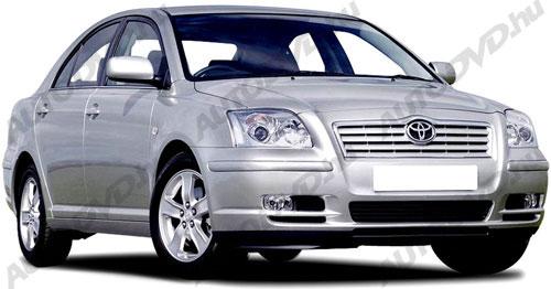 Toyota Avensis (2003-2008)