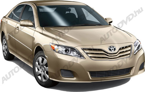 Toyota Camry, Facelift (2009-2011)