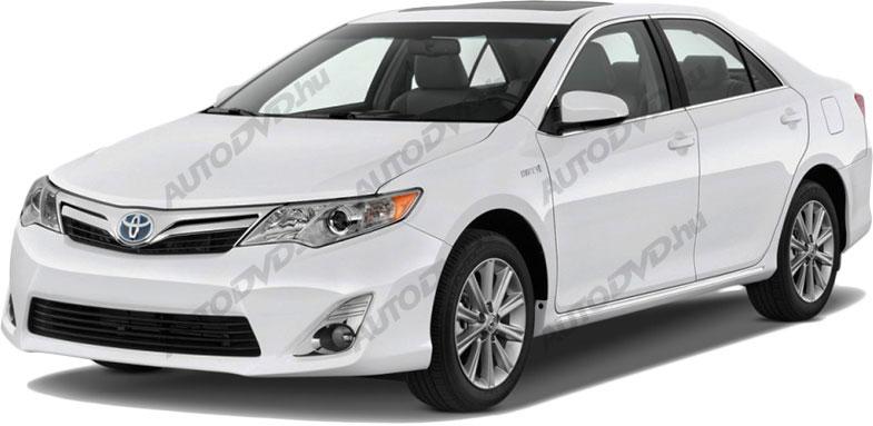 Toyota Camry (2011-2019)