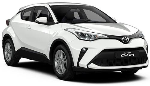 Toyota CH-R (2016-)