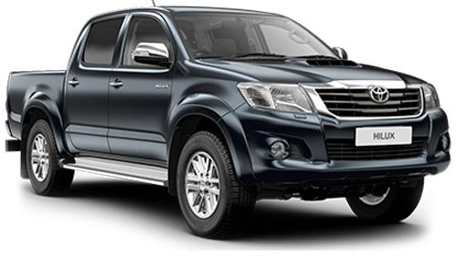 Toyota Hilux (2012-2016)