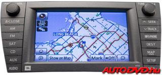 Navigáció (2009-2011)