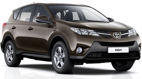 Toyota RAV4 (2013-2018)