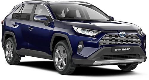 Toyota RAV4 (2018-)