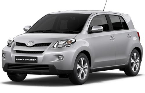 Toyota Urban Crusier (2009-2014)