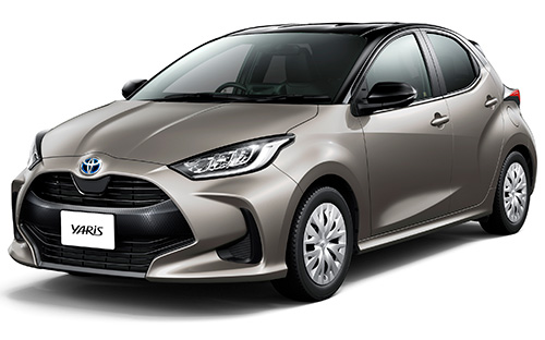 Toyota Yaris (2019-)