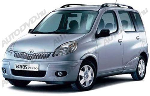Toyota Yaris Verso (2000-2004)