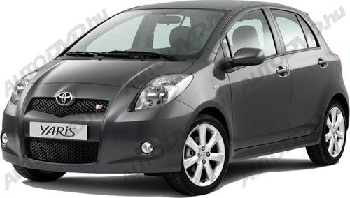 Toyota Yaris (2005-2011)