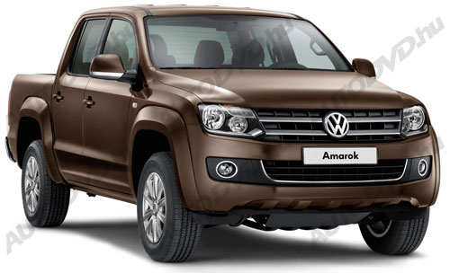 Volkswagen Amarok (2010-)