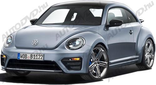 Volkswagen Beetle (2012-)