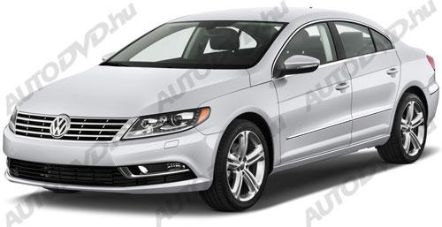 Volkswagen CC (2012-)