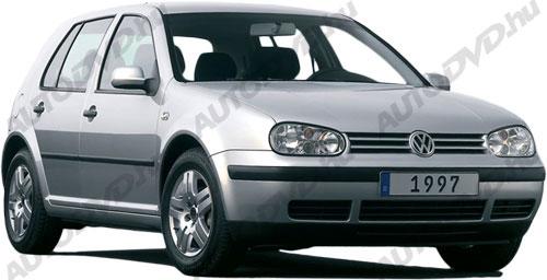 Volkswagen Golf IV (1998-2005)