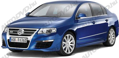 Volkswagen Passat B6 (2006-2010)