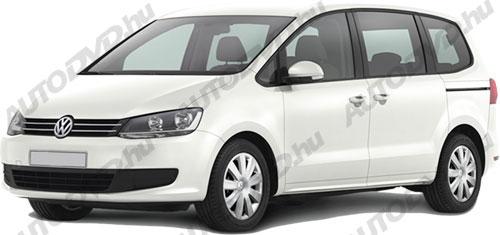Volkswagen Sharan II (2010-)