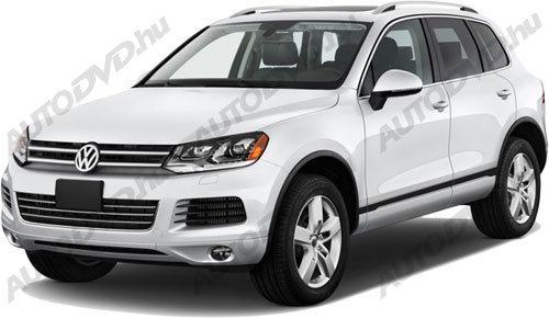 Volkswagen Touareg (2010-)